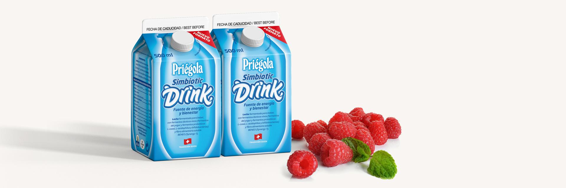 Priegola Simbiotic Drink